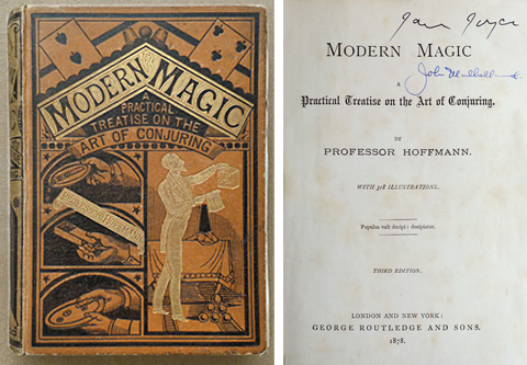Modern Magic av Professor Hoffman