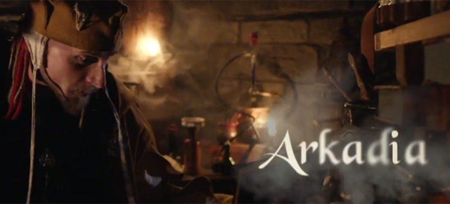 Bild på Arkadia i Mysterias vinjett