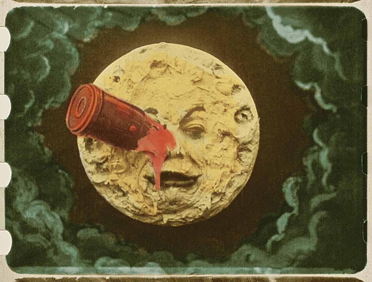 Georges Méliès - Resan till månen
